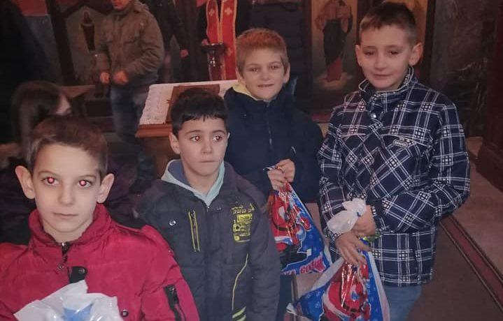 Ученици школе у Пајсијевићу обележили су Савиндан у цркви
